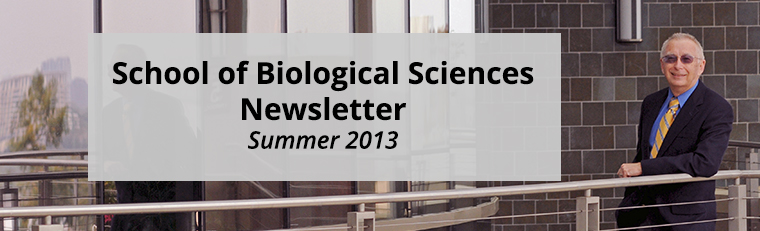 Summer 2013 Bio e-newsletter